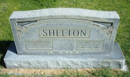 SHELTON, JOY L - Prowers County, Colorado | JOY L SHELTON - Colorado Gravestone Photos