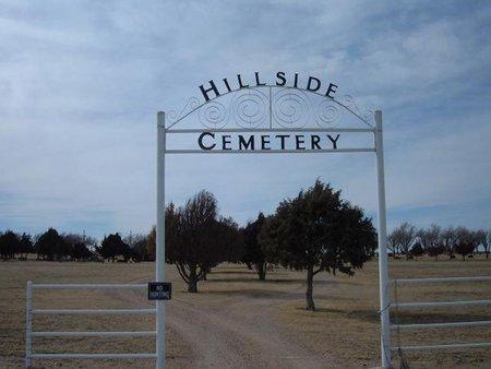 *SIGN & ENTRY GATE,  - Prowers County, Colorado |  *SIGN & ENTRY GATE - Colorado Gravestone Photos
