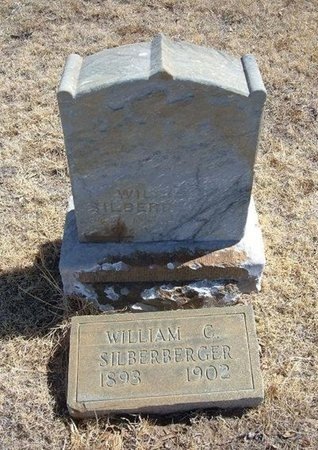 SILBERBERGER, WILLIAM C - Prowers County, Colorado | WILLIAM C SILBERBERGER - Colorado Gravestone Photos
