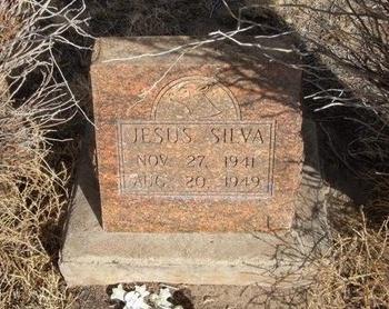 SILVA, JESUS - Prowers County, Colorado | JESUS SILVA - Colorado Gravestone Photos