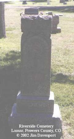 STEPHENSON, JAMES - Prowers County, Colorado   JAMES STEPHENSON - Colorado Gravestone Photos