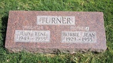 TURNER, JUDY RENE - Prowers County, Colorado   JUDY RENE TURNER - Colorado Gravestone Photos