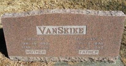 JEFFERIES VANSKIKE, EDITH MAY - Prowers County, Colorado | EDITH MAY JEFFERIES VANSKIKE - Colorado Gravestone Photos