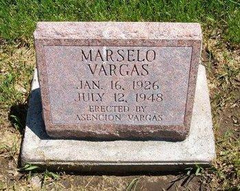 VARGAS, MARSELO - Prowers County, Colorado | MARSELO VARGAS - Colorado Gravestone Photos