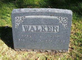 WALKER, ROSA - Prowers County, Colorado   ROSA WALKER - Colorado Gravestone Photos