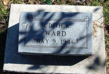 WARD, JUDITH K - Prowers County, Colorado | JUDITH K WARD - Colorado Gravestone Photos