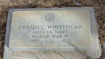 WHITEHEAD (VETERAN WWII), HERSHEL - Prowers County, Colorado | HERSHEL WHITEHEAD (VETERAN WWII) - Colorado Gravestone Photos