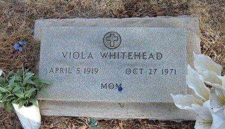 WHITEHEAD, VIOLA - Prowers County, Colorado | VIOLA WHITEHEAD - Colorado Gravestone Photos