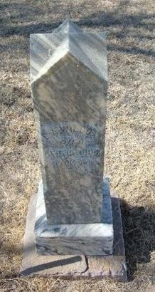 WILCOX, EUGENE A - Prowers County, Colorado | EUGENE A WILCOX - Colorado Gravestone Photos
