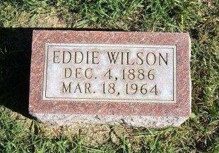 WILSON, EDDIE - Prowers County, Colorado   EDDIE WILSON - Colorado Gravestone Photos