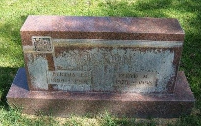 WILSON, FLOYD M - Prowers County, Colorado | FLOYD M WILSON - Colorado Gravestone Photos