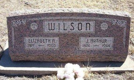 WILSON, J ARTHUR - Prowers County, Colorado | J ARTHUR WILSON - Colorado Gravestone Photos