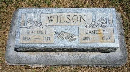 WILSON, JAMES ROY - Prowers County, Colorado | JAMES ROY WILSON - Colorado Gravestone Photos