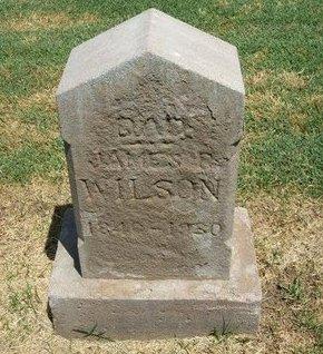WILSON, JAMES R - Prowers County, Colorado | JAMES R WILSON - Colorado Gravestone Photos