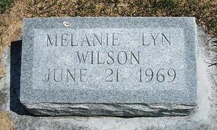 WILSON, MELANIE LYN - Prowers County, Colorado | MELANIE LYN WILSON - Colorado Gravestone Photos