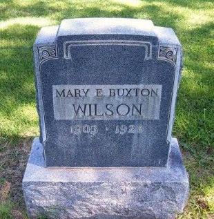 WILSON, MARY E  - Prowers County, Colorado | MARY E  WILSON - Colorado Gravestone Photos