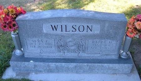 WILSON, NEVA L - Prowers County, Colorado   NEVA L WILSON - Colorado Gravestone Photos