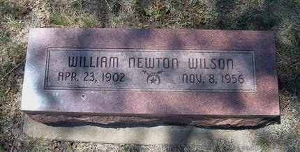 WILSON, WILLIAM NEWTON - Prowers County, Colorado | WILLIAM NEWTON WILSON - Colorado Gravestone Photos