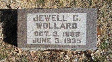 WOLLARD, JEWELL C - Prowers County, Colorado | JEWELL C WOLLARD - Colorado Gravestone Photos