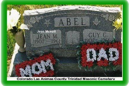 ABEL, GUY CLARENCE - Pueblo County, Colorado | GUY CLARENCE ABEL - Colorado Gravestone Photos