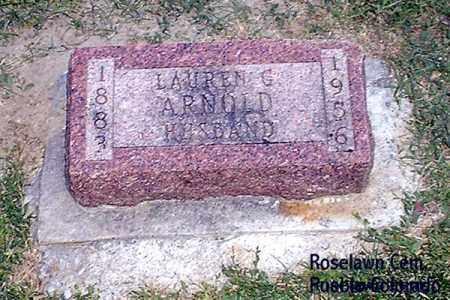 ARNOLD, LAUREN - Pueblo County, Colorado   LAUREN ARNOLD - Colorado Gravestone Photos