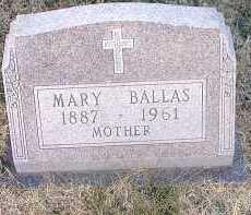 BALLIS, MARY - Pueblo County, Colorado | MARY BALLIS - Colorado Gravestone Photos
