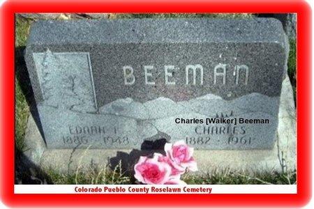 WALKER BEEMAN, CHARLES - Pueblo County, Colorado | CHARLES WALKER BEEMAN - Colorado Gravestone Photos