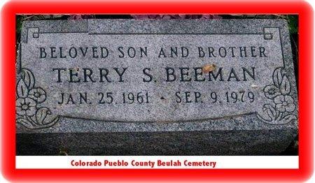 BEEMAN, TERRY S - Pueblo County, Colorado   TERRY S BEEMAN - Colorado Gravestone Photos
