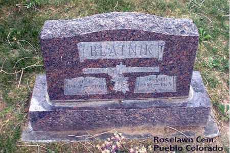 BLATNIK, DONALD - Pueblo County, Colorado | DONALD BLATNIK - Colorado Gravestone Photos