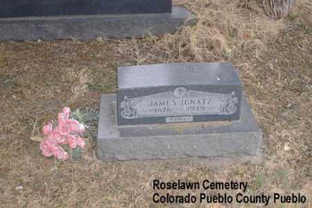 BLATNIK, JAMES IGNATZ - Pueblo County, Colorado | JAMES IGNATZ BLATNIK - Colorado Gravestone Photos