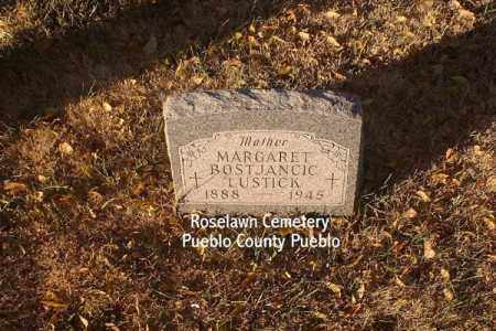 LUSTICK, MARGARET - Pueblo County, Colorado | MARGARET LUSTICK - Colorado Gravestone Photos