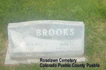 BROOKS, GLADYS - Pueblo County, Colorado | GLADYS BROOKS - Colorado Gravestone Photos