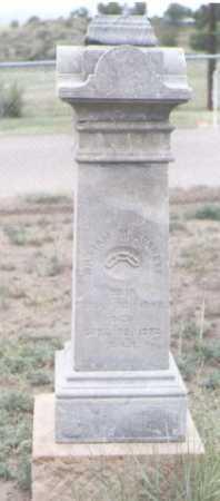 BURNETT, WILLIAM M. - Pueblo County, Colorado | WILLIAM M. BURNETT - Colorado Gravestone Photos