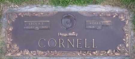 CORNELL, LEOLA - Pueblo County, Colorado   LEOLA CORNELL - Colorado Gravestone Photos