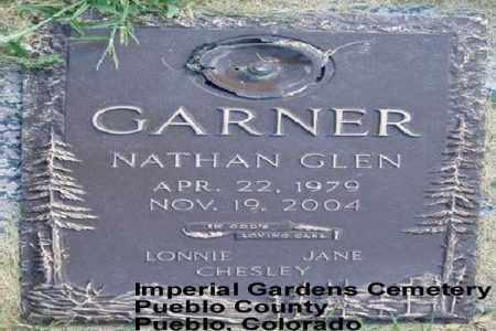 GARNER, LONNIE ALONZO - Pueblo County, Colorado | LONNIE ALONZO GARNER - Colorado Gravestone Photos