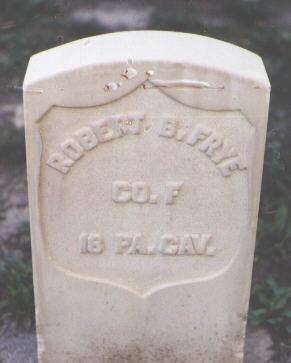 FRYE, ROBERT B. - Pueblo County, Colorado | ROBERT B. FRYE - Colorado Gravestone Photos