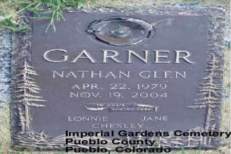 GARNER, LONNIE ALONZO - Pueblo County, Colorado   LONNIE ALONZO GARNER - Colorado Gravestone Photos