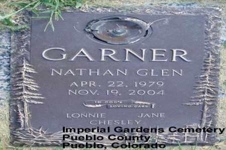 GARNER, CHESLEY - Pueblo County, Colorado | CHESLEY GARNER - Colorado Gravestone Photos