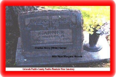 GARNER, CHARLES HENRY - Pueblo County, Colorado | CHARLES HENRY GARNER - Colorado Gravestone Photos