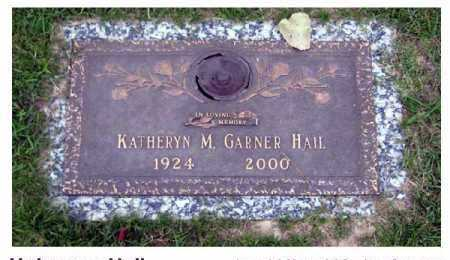 GARNER, KATHERYN - Pueblo County, Colorado | KATHERYN GARNER - Colorado Gravestone Photos