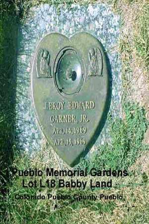 GARNER, LEROY EDWARD - Pueblo County, Colorado   LEROY EDWARD GARNER - Colorado Gravestone Photos