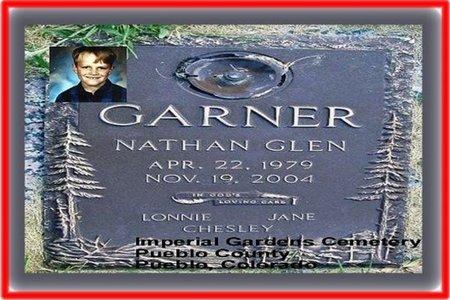 GARNER, NATHAN GLEN - Pueblo County, Colorado | NATHAN GLEN GARNER - Colorado Gravestone Photos