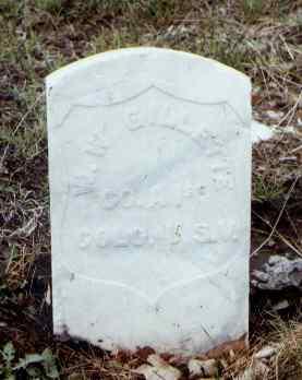 GILLETTE, W. W. - Pueblo County, Colorado   W. W. GILLETTE - Colorado Gravestone Photos