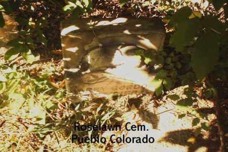 GORDO, HARRY - Pueblo County, Colorado | HARRY GORDO - Colorado Gravestone Photos