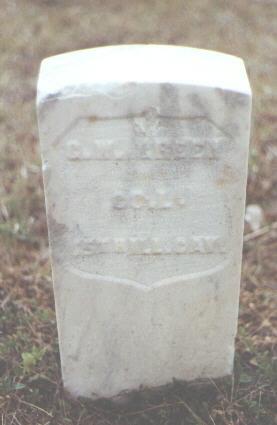 GREEN, G. W. - Pueblo County, Colorado | G. W. GREEN - Colorado Gravestone Photos