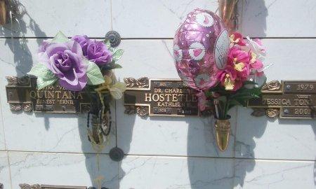 HOSTETLER, CHARLES & KATHLEEN - Pueblo County, Colorado   CHARLES & KATHLEEN HOSTETLER - Colorado Gravestone Photos