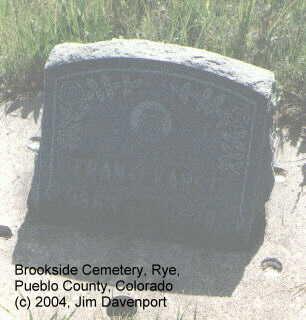 KARST, FRANK - Pueblo County, Colorado | FRANK KARST - Colorado Gravestone Photos