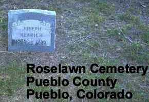 KLARICH, JOSEPH - Pueblo County, Colorado | JOSEPH KLARICH - Colorado Gravestone Photos