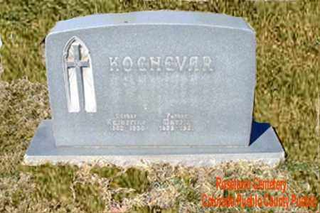 KOCHEVAR, MARTIN - Pueblo County, Colorado | MARTIN KOCHEVAR - Colorado Gravestone Photos