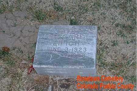 LIPICH, MARGARET - Pueblo County, Colorado   MARGARET LIPICH - Colorado Gravestone Photos